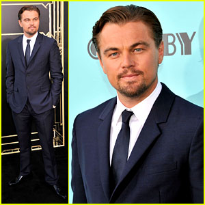 Leonardo DiCaprio: 'Great Gatsby' New York Premiere!