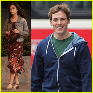 Lily Collins & Sam Claflin: 'Love, Rosie' Does Great in Presales!
