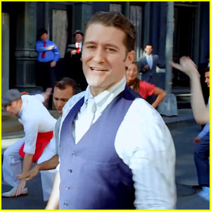 Matthew Morrison: 'It Don't Mean a Thing' Video Premiere! (Exclusive)