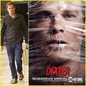Michael C. Hall: 'Dexter' Final Season Poster Revealed!