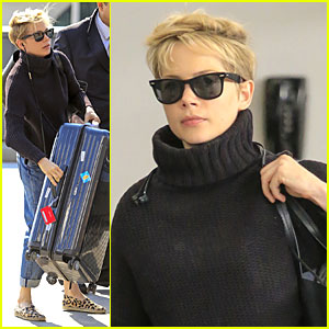 Michelle Williams: 'The Double Hour' Star!