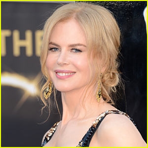 Nicole Kidman: Jimmy Choo's Newest Face!