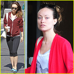 Olivia Wilde: Come Hang Out with Emma Stone!