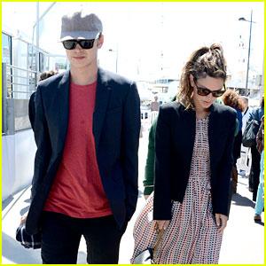 Rachel Bilson & Hayden Christensen: La Croisette Stroll!