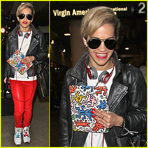 Rita Ora: 'Fast & Furious 6' Clip - Watch Now!