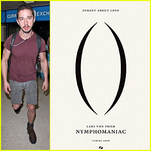 Shia LaBeouf: 'Nymphomaniac' Movie Poster Released!