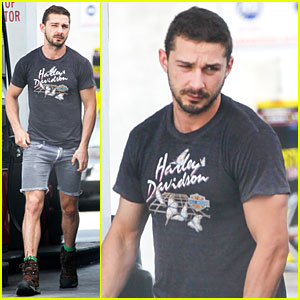 Shia LaBeouf: 'The Villain' Star!