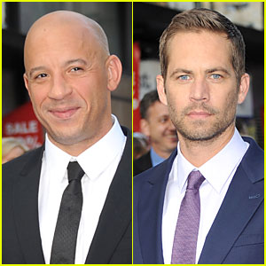 Vin Diesel & Paul Walker: 'Fast & Furious 7' Release Date Announced!