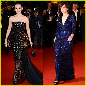 Ziyi Zhang: 'Only God Forgives' Cannes Premiere!
