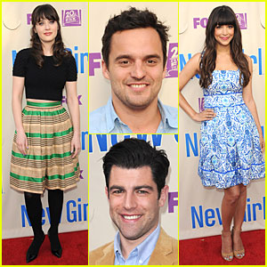 Zooey Deschanel: 'New Girl' Screening & Q&A!