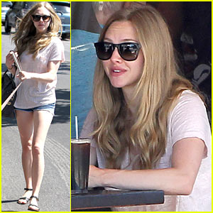 Amanda Seyfried: Finn is 'Too Serious for his Own Good'!