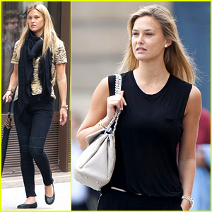 Bar Refaeli: Parisian Weekend Outings!