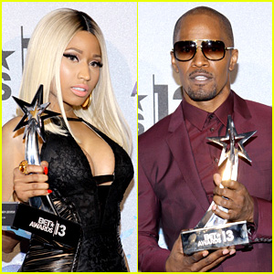BET Awards Winners List 2013