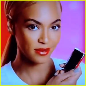 Beyonce: L'Oreal Paris Lipstick Commercial - Watch Now!