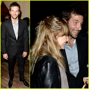 Bradley Cooper Brings Suki Waterhouse to Guys Choice Awards