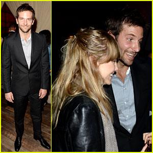 Bradley Cooper Brings Suki Waterhouse to Guys Choice Awards