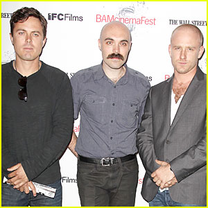 Casey Affleck & Ben Foster: 'Ain't Them Bodies Saints' Premiere