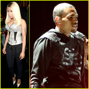 Chris Brown & Nicki Minaj - BET Awards Performance (Video)