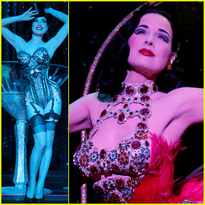 Dita Von Teese: 'Strip Strip Hooray' Show - Exclusive Pics!