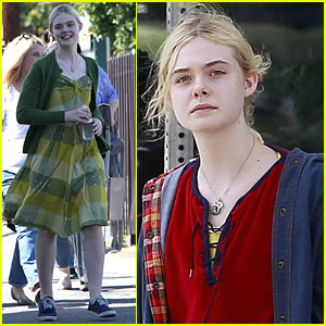 Elle Fanning: 'Twitx' Premieres on Movies on Demand in Mid-June!