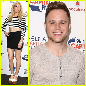 Ellie Goulding & Olly Murs: Capital Summertime Ball 2013