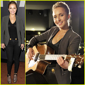 Hayden Panettiere: 'Nashville' Germany Screening!