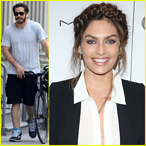 Jake Gyllenhaal Dating 'Sports Illustrated' Model Alyssa Miller?