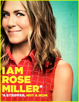 Jennifer Aniston: 'We're the Millers' Character Posters!