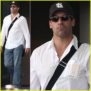 Jon Hamm: 'Million Dollar Arm' is a 'Great Story'!
