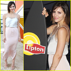 Katharine McPhee: Lipton Feel The Taste Party!