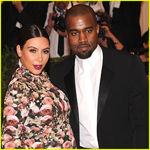 Kim Kardashian in Labor with Kanye West's Baby: Report