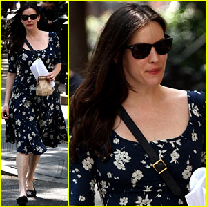 Liv Tyler Steps Out After 'Leftovers' News!