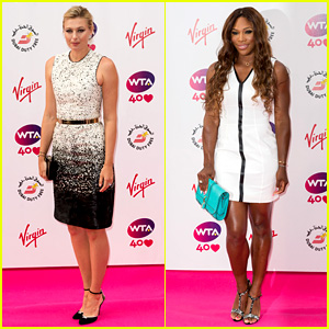 Maria Sharapova & Serena Williams: Pre-Wimbledon Party!