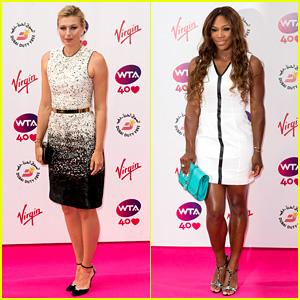 Maria Sharapova & Serena Williams: Pre-Wimbledon Party!