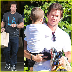 Mark Wahlberg Loves L.A.!