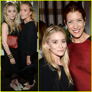 Mary-Kate & Ashley Olsen: Elizabeth and James InStyle Handbag Launch!