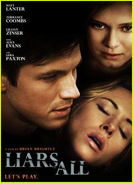 Matt Lanter: 'Liars All' Official Poster & Trailer!