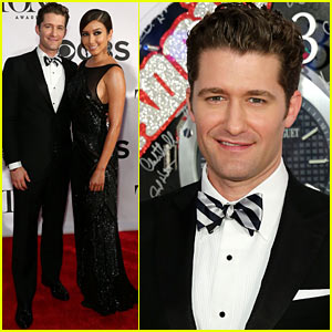 Matthew Morrison: Tony Awards 2013 Red Carpet with Renee Puente