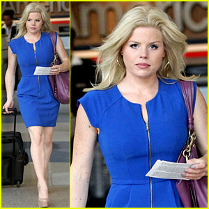 Megan Hilty Joins NBC's 'Sean Saves the World' Sitcom!