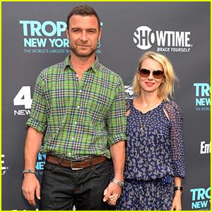 Naomi Watts & Liev Schreiber: Tropfest Twosome!