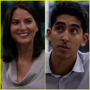 Olivia Munn & Dev Patel: 'The Newsroom' Trailer!