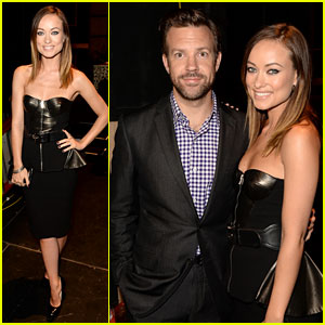 Olivia Wilde & Jason Sudeikis - Guys Choice Awards 2013