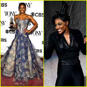 Patina Miller & 'Pippin' - Tonys Performance 2013 (Video)