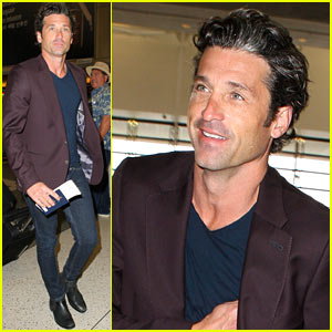 Patrick Dempsey: After Coffee, Next Step is Selling Marijuana