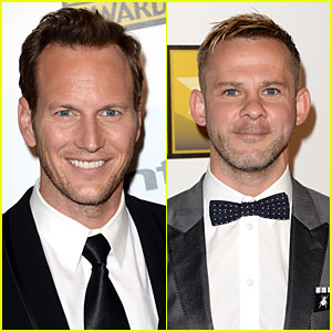 Patrick Wilson & Dominic Monaghan - Critics' Choice TV Awards 2013