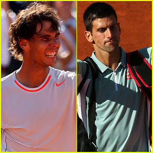 Rafeal Nadal Beats Novak Djokovic in French Open Semifinals