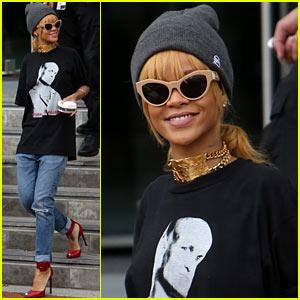 Rihanna: Jimmy Eat World Covers 'Only Girl' - Listen Now!