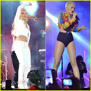 Rita Ora & Jessie J: Isle of MTV Concert Performers!