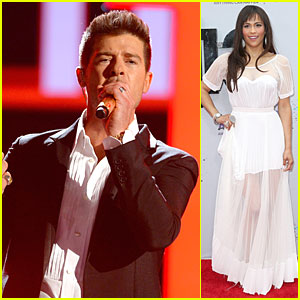 Robin Thicke - BET Awards 2013 Performance (Video)