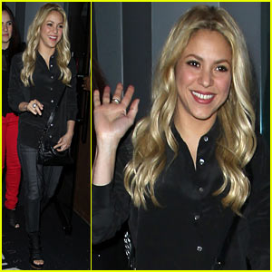 Shakira: My New Job on 'The Voice' is 'Sabotage'!